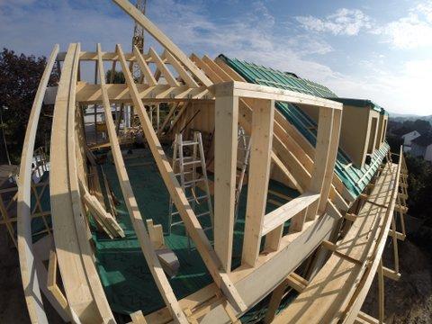 dachgaube bauen video was bedeutet dachgaube bauen wie. Black Bedroom Furniture Sets. Home Design Ideas